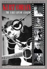 Kurt Cobain: The Early Life of a Legend (Import DVD