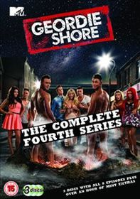 Geordie Shore: The Complete Fourth Series (Import DVD)
