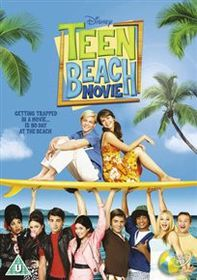 Teen Beach Movie (Import DVD)