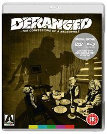 Deranged - The Confessions of a Necrophile (Import Blu-ray)