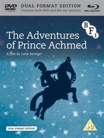 The Adventures of Prince Achmed (Import Blu-ray)