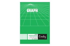 Croxley JD185 36 Page Graph Book (Pack of 20)