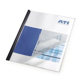 Durable Report Covers - Clear