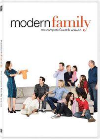 Modern Family Season 4 (DVD)