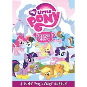 My Little Pony:Friendship is Magic A Pony For Every Season - (Region 1 Import DVD)