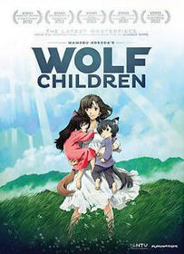 Wolf Children - (Region 1 Import DVD)