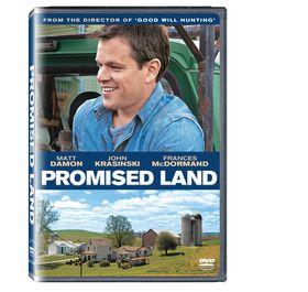 Promised Land (2012)(DVD)