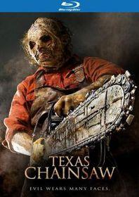 Texas Chainsaw Massacre (3D & 2D Blu-ray)