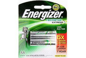 Energizer Rechargeable NiMH AA 2300 mAh Batteries