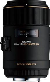 Sigma 105mm F2.8 EX DG OS APO HSM Macro Lens