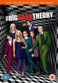 Big Bang Theory Season 6 (Import DVD)