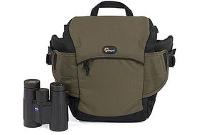 Lowepro Field Station Beltpack Optics Bag Olive Green