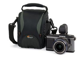 Lowepro Apex 100 AW Shoulder Bag Black