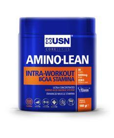 USN Bcaa Amino Lean - Orange 160g