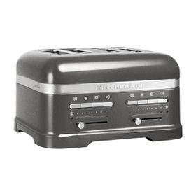 KitchenAid 4-Slice Toaster - Medallion Silver
