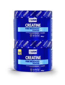 USN Creatine MonoHydrate -  100g + 100g