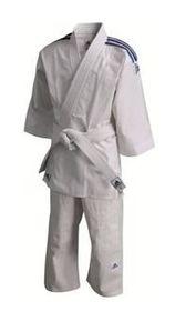adidas Judo Training Uniform - White