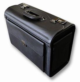 Elegant Hard Pilot Case - Black