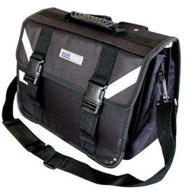 Blue Juice 3 Division Junior Briefcase Backpack - Black