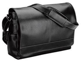 Eco Messenger Bag - Black