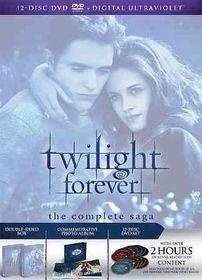 Twilight Forever Box Set - (Region 1 Import DVD)