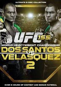 Ultimate Fighting Championship: 155 - Dos Santos Vs Velasquez (Import DVD)