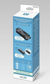Wii U Remote Rapid Charging Set (Wii U)