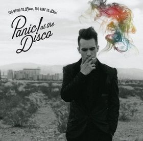 Panic At The Disco - Too Weird To Live, Too Rare To Die (CD)