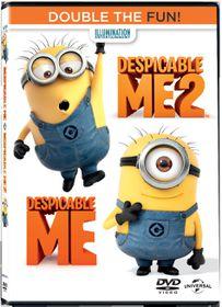 Despicable Me 1 & 2 (DVD)
