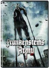 Frankenstein's Army (DVD)