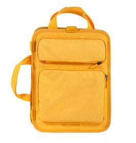 Moleskine Orange Yellow Bag Organiser - Tablet 10