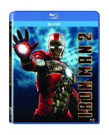 Iron Man 2 (2010)(Blu-ray)