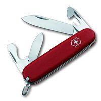 Victorinox - Ecoline 84mm Knife - Matte Red