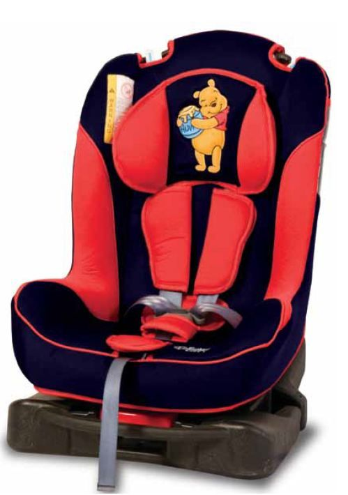 Bambino - Express Car Seat - Winnie The Pooh | Buy Online ...