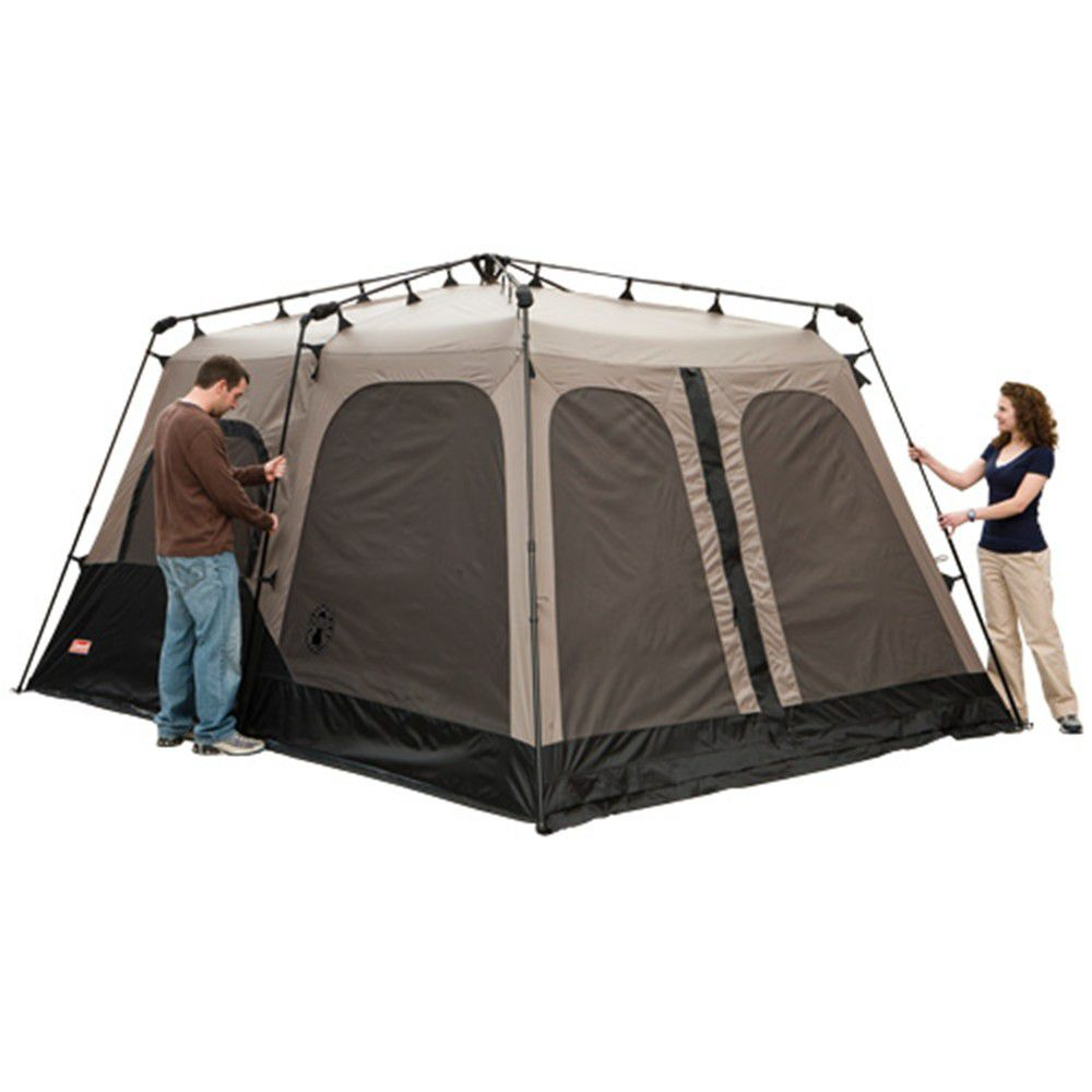 Coleman 10 Person Instant Tent : Coleman person instant tent buy online in south