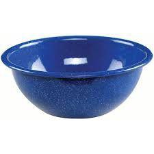 Coleman - 6 inch Enamel Bowl Single