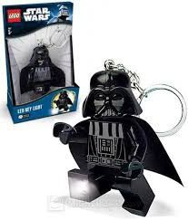 LEGO Star Wars - Darth Vader Key Chain Light