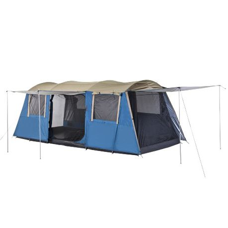 OZtrail - Bungalow Nine Person Tent - Blue  sc 1 st  Takealot.com & OZtrail - Bungalow Nine Person Tent - Blue   Buy Online in South ...