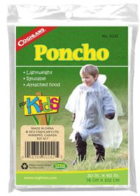 Coghlan's - Poncho for Kids