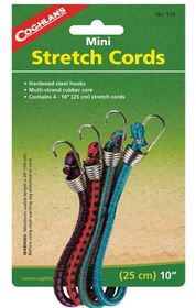 "Coghlan's - 10"" Mini Stretch Cords"