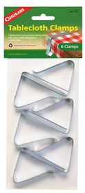 Coghlan's - Tablecloth Clamps