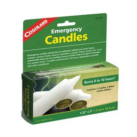 Coghlan's - Emergency Candles - White
