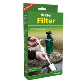 Coghlan's - Water Filter