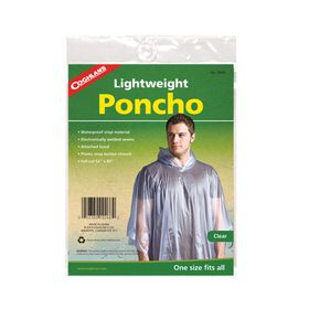 Coghlan's - Poncho - Clear
