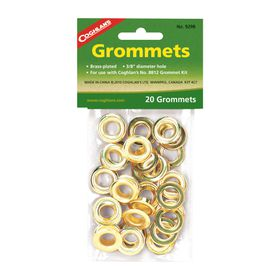 Coghlan's - Grommets Brass Plated