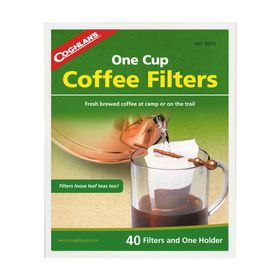 Coghlan's - One Cup Coffee Filters