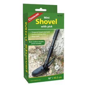 Coghlan's - Mini Shovel with Pick