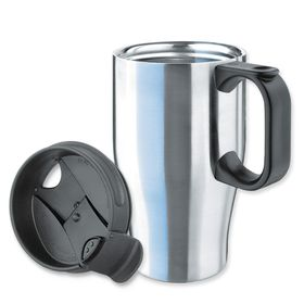 Isosteel - Stainless Steel Car Thermos Mug