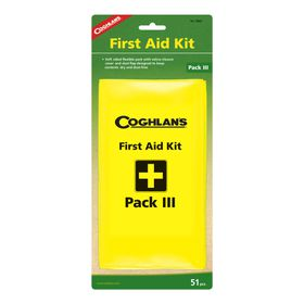 Coghlan's - Pack III First Aid Kit
