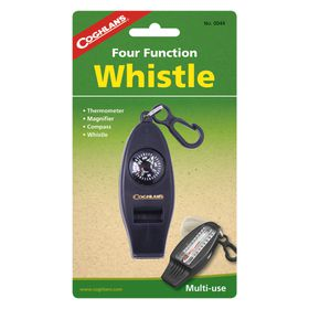 Coghlans - Four FunctiON Whistle